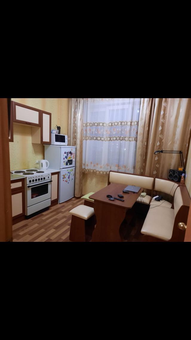 1к квартира 19A Ярыгинский проезд   14000   аренда в Красноярске фото 0