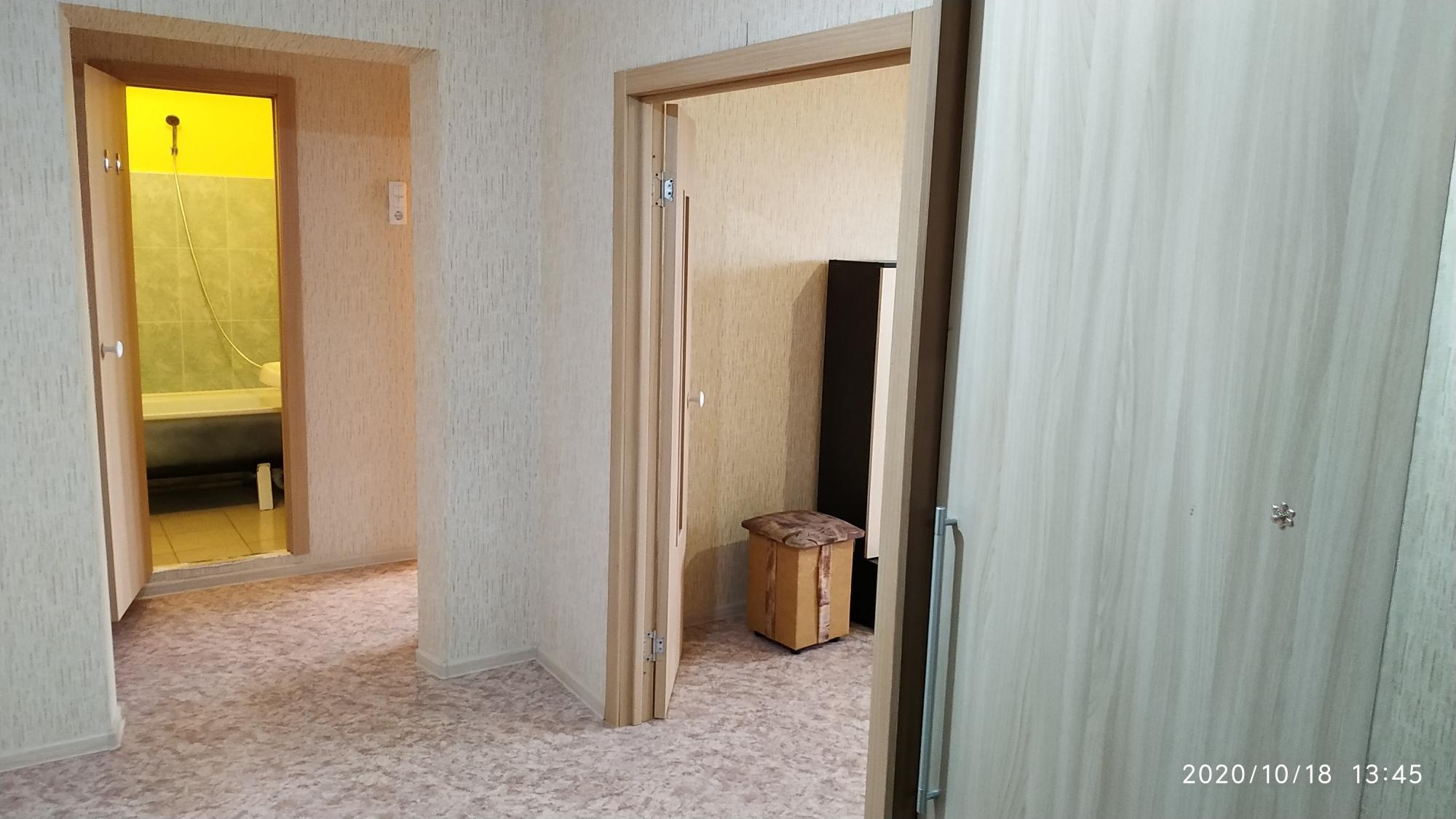 1к квартира Караульная улица, 82 | 18000 | аренда в Красноярске фото 10