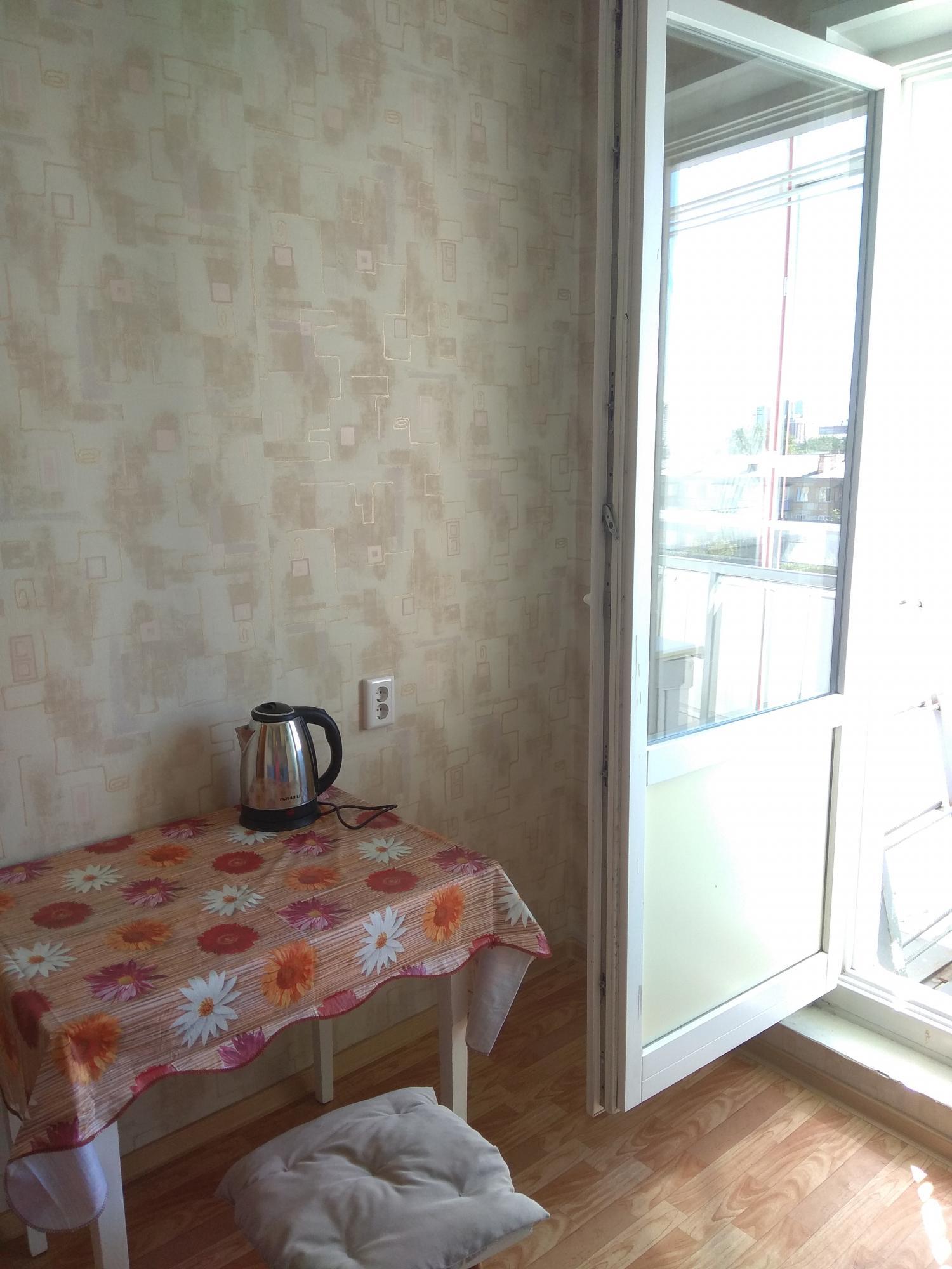 1к квартира улица Щербакова, 23А | 15000 | аренда в Красноярске фото 4