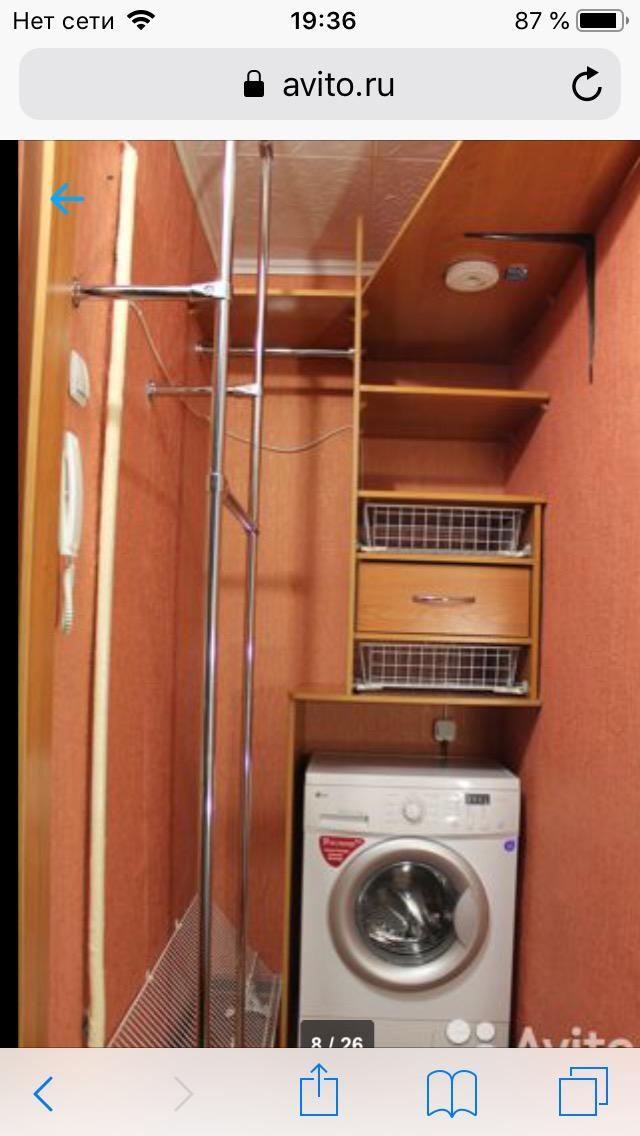 1к квартира улица Ладо Кецховели | 12000 | аренда в Красноярске фото 4