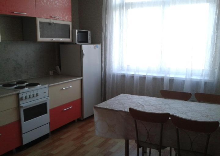 1к квартира Иннокентьевский, 6-ой микрорайон, улица Молокова, 16 | 18000 | аренда в Красноярске фото 2