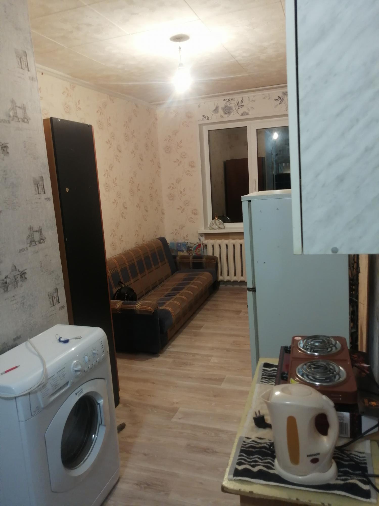 1к квартира улица Воронова, 35а | 9000 | аренда в Красноярске фото 2