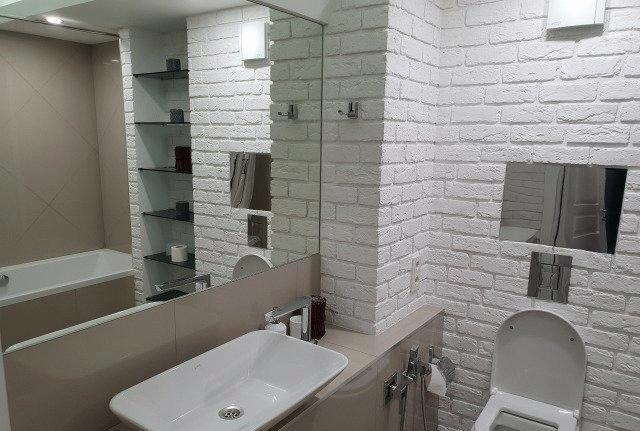 2к квартира Армейская улица, 31 | 18000 | аренда в Красноярске фото 7