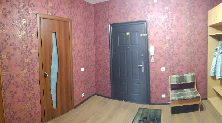 1к квартира улица Алексеева, 27 | 17500 | аренда в Красноярске фото 7