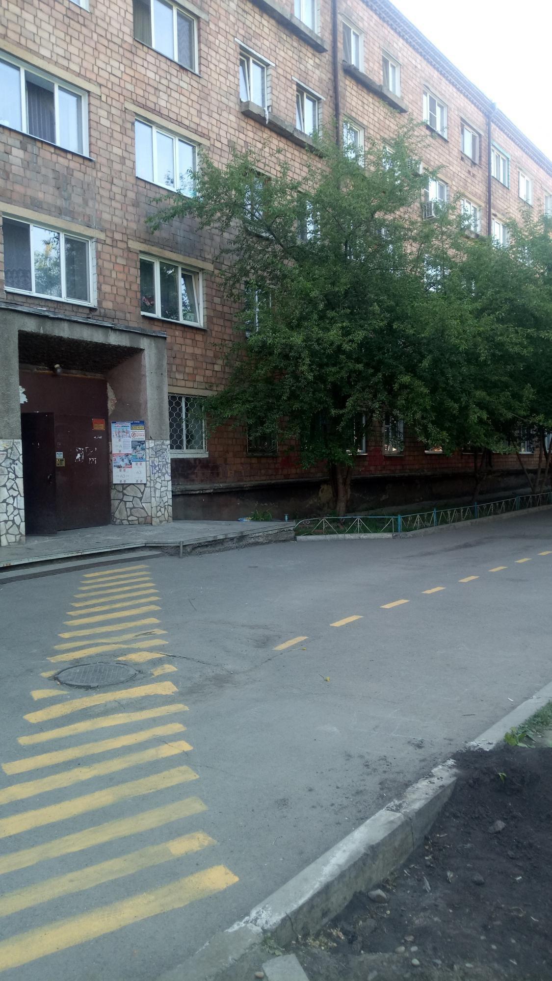 1к квартира улица Ломоносова, 70, | 7000 | аренда в Красноярске фото 6