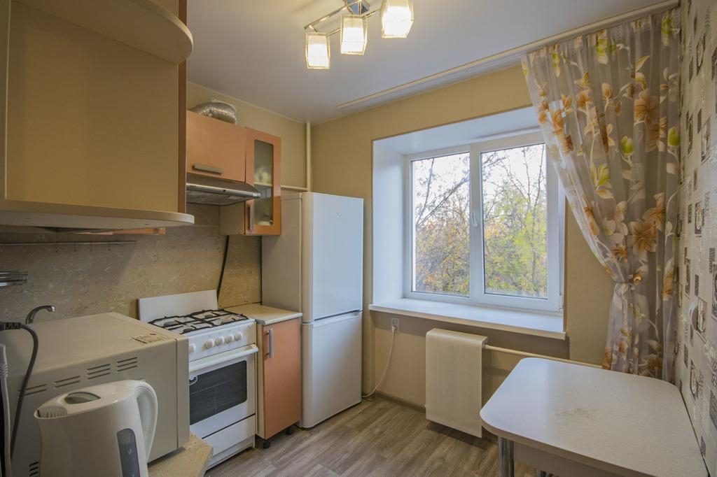 1к квартира Московская улица, 8 | 13000 | аренда в Красноярске фото 4