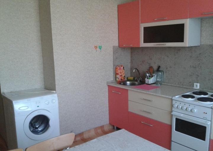 1к квартира Иннокентьевский, 6-ой микрорайон, улица Молокова, 16 | 18000 | аренда в Красноярске фото 3