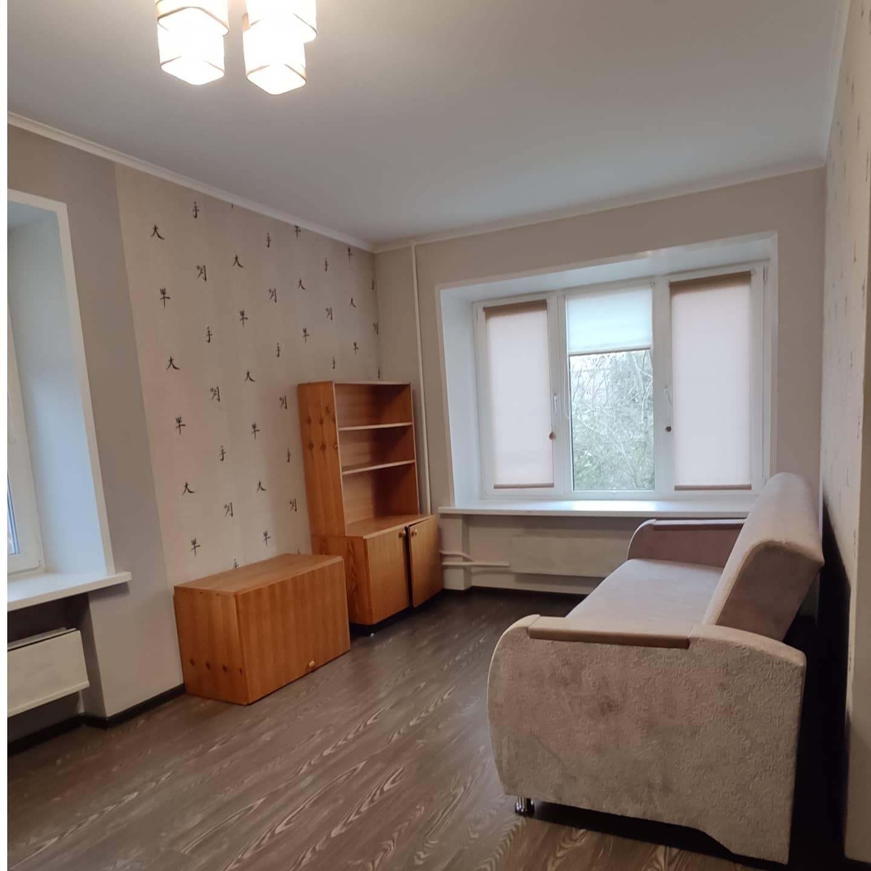1к квартира улица Мечникова, 43 | 15000 | аренда в Красноярске фото 0