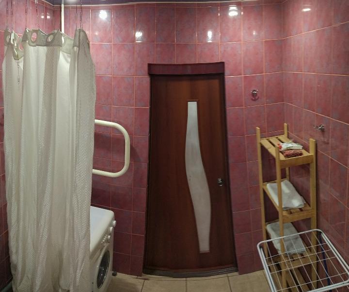 1к квартира улица Алексеева, 27 | 17500 | аренда в Красноярске фото 4