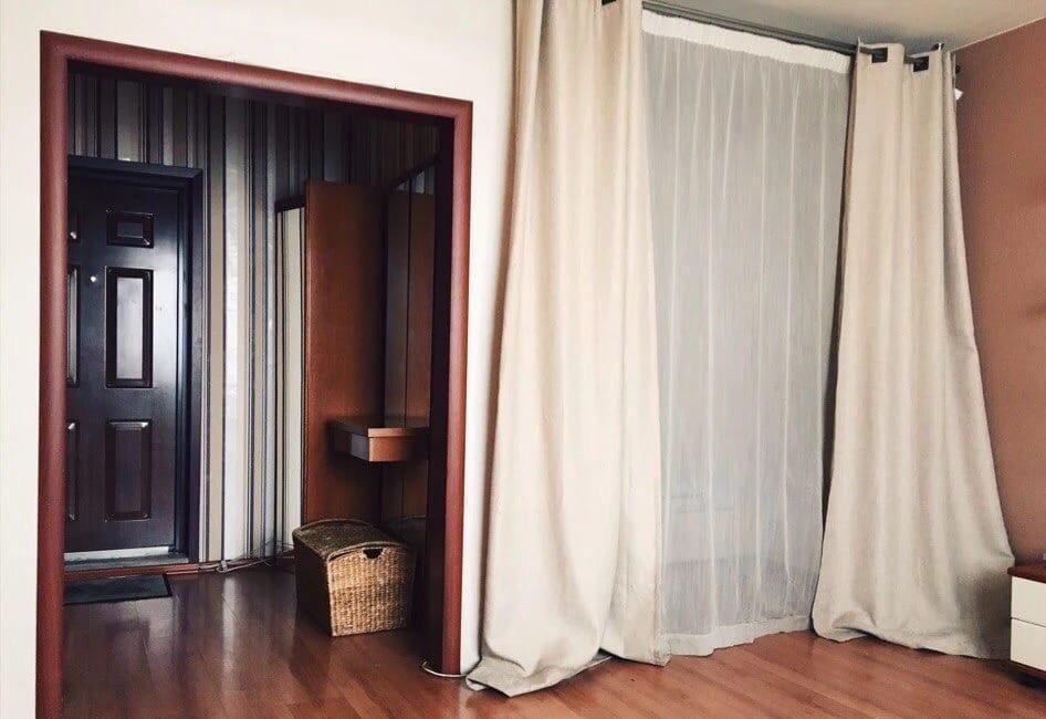 1к квартира Взлётка, 2-ой микрорайон, улица Алексеева, 99 | 15000 | аренда в Красноярске фото 5