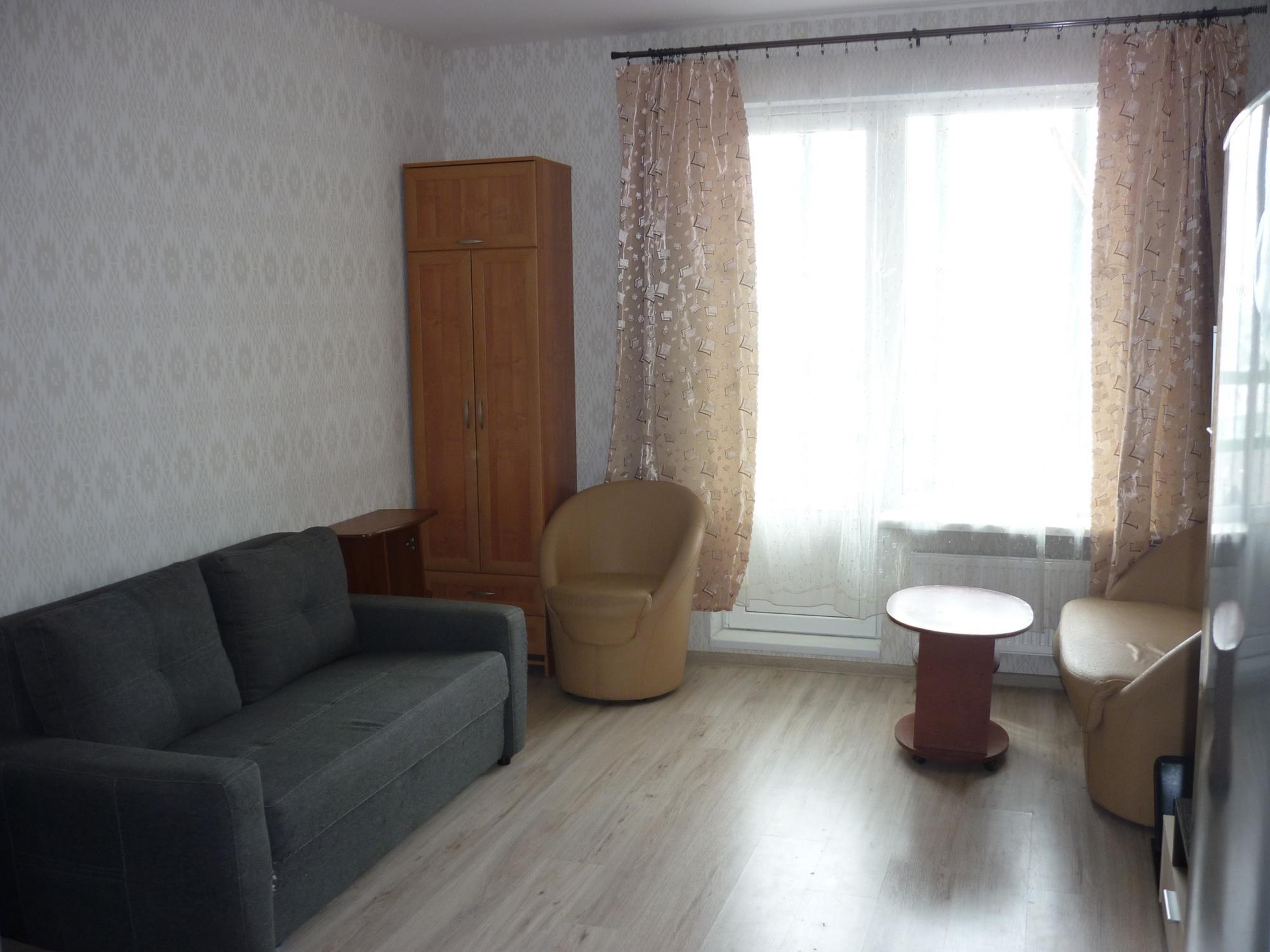 1к квартира улица Краснодарская, 35 | 10000 | аренда в Красноярске фото 1