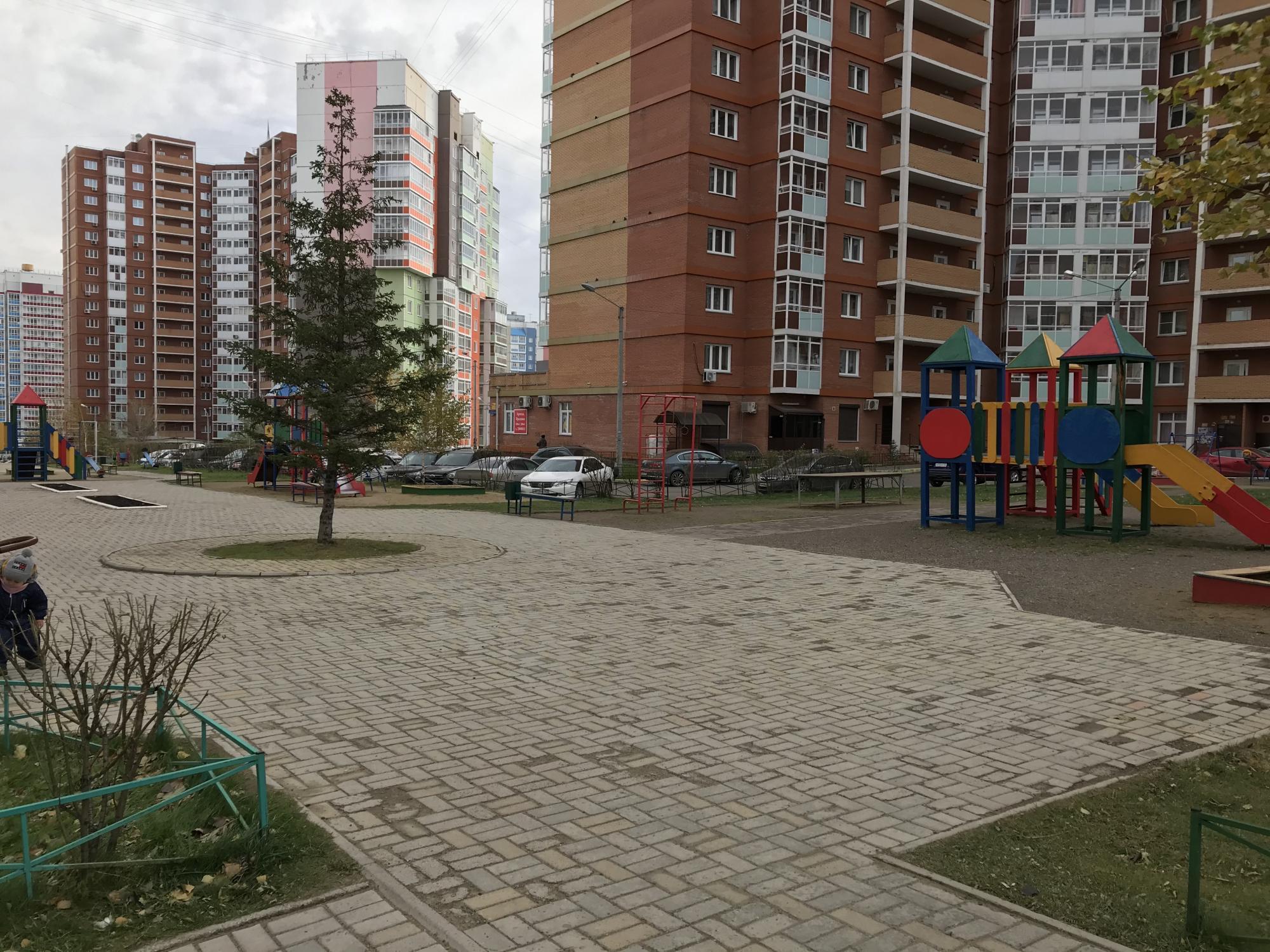 1к квартира улица Дмитрия Мартынова, 33 | 16000 | аренда в Красноярске фото 12