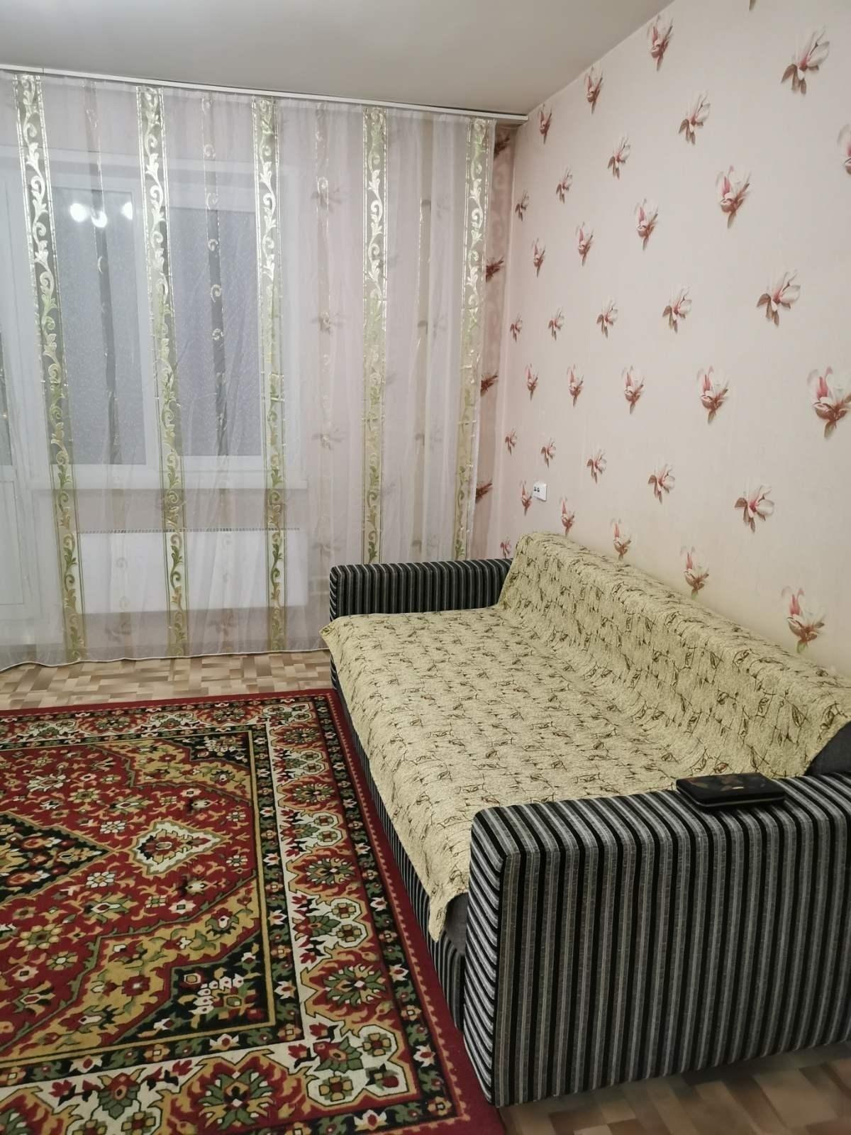 1к квартира улица Дмитрия Мартынова, 37 | 16000 | аренда в Красноярске фото 1