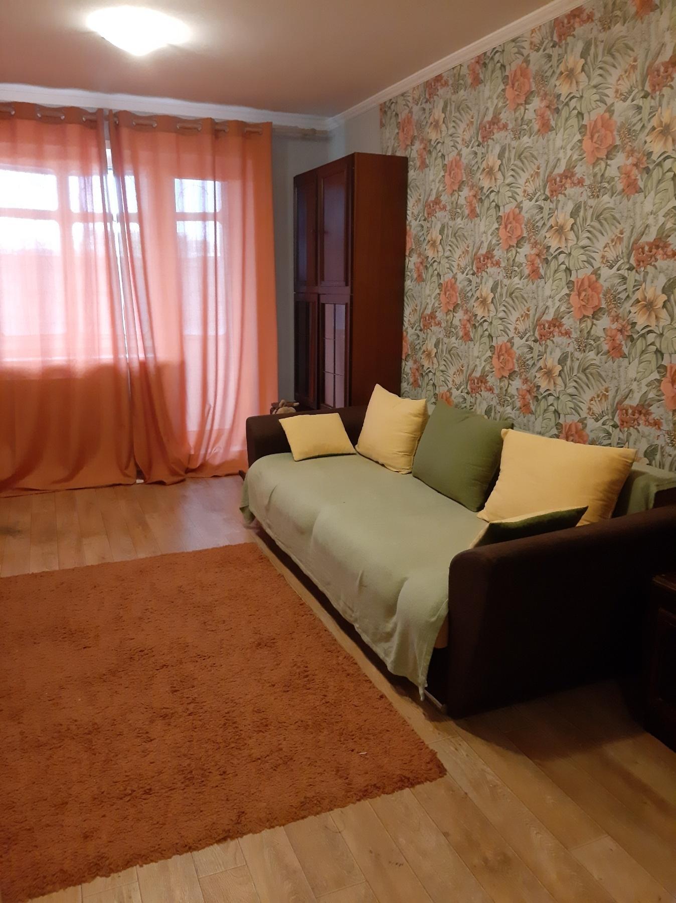 2к квартира улица Алёши Тимошенкова, 82/2 | 18000 | аренда в Красноярске фото 1