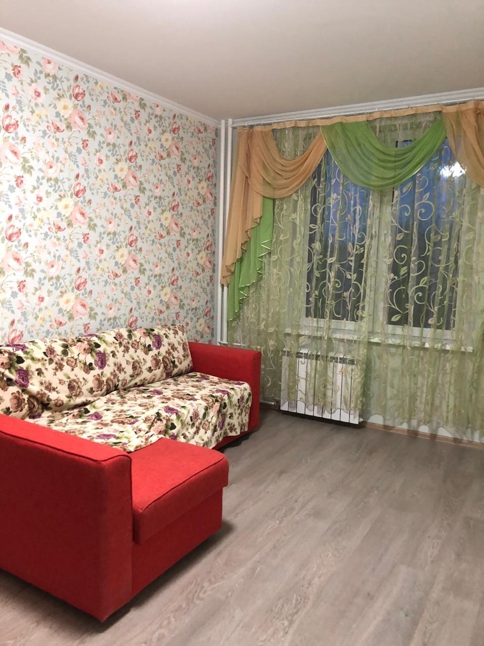 1к квартира Ленинградская улица, 48 | 18000 | аренда в Красноярске фото 1