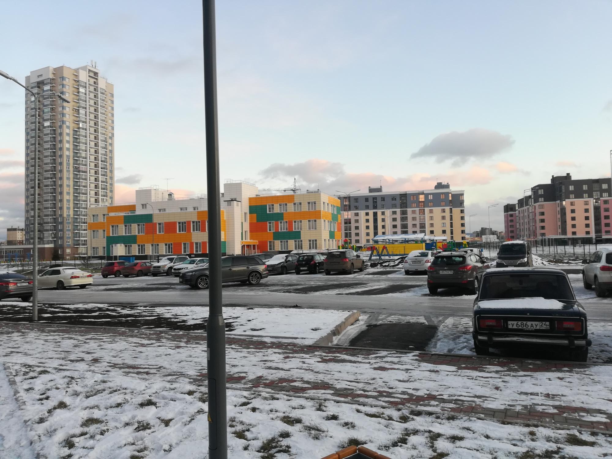 3к квартира Петра Ломако, 6   20000   аренда в Красноярске фото 10