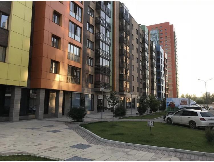2к квартира Парусная улица, 7 | 35000 | аренда в Красноярске фото 7