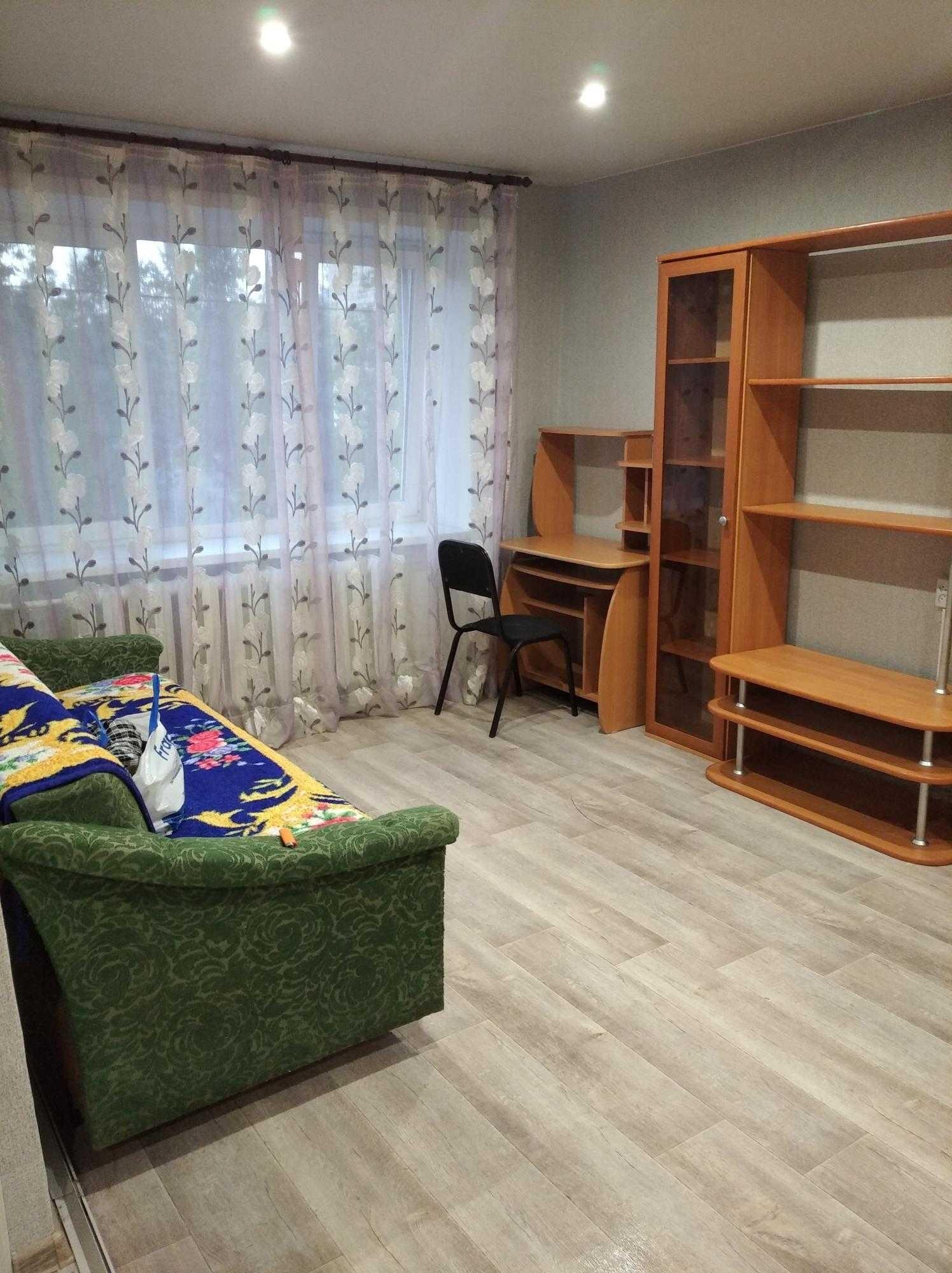 1к квартира улица 60 лет Октября, 18   14000   аренда в Красноярске фото 1
