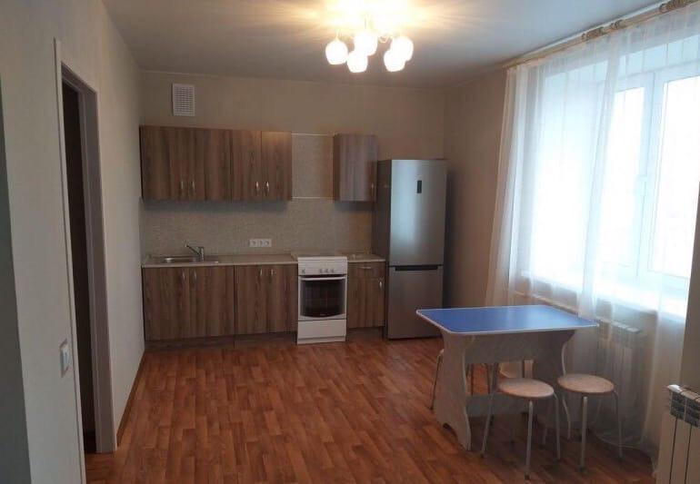 1к квартира улица Мичурина, 2Д   12000   аренда в Красноярске фото 4