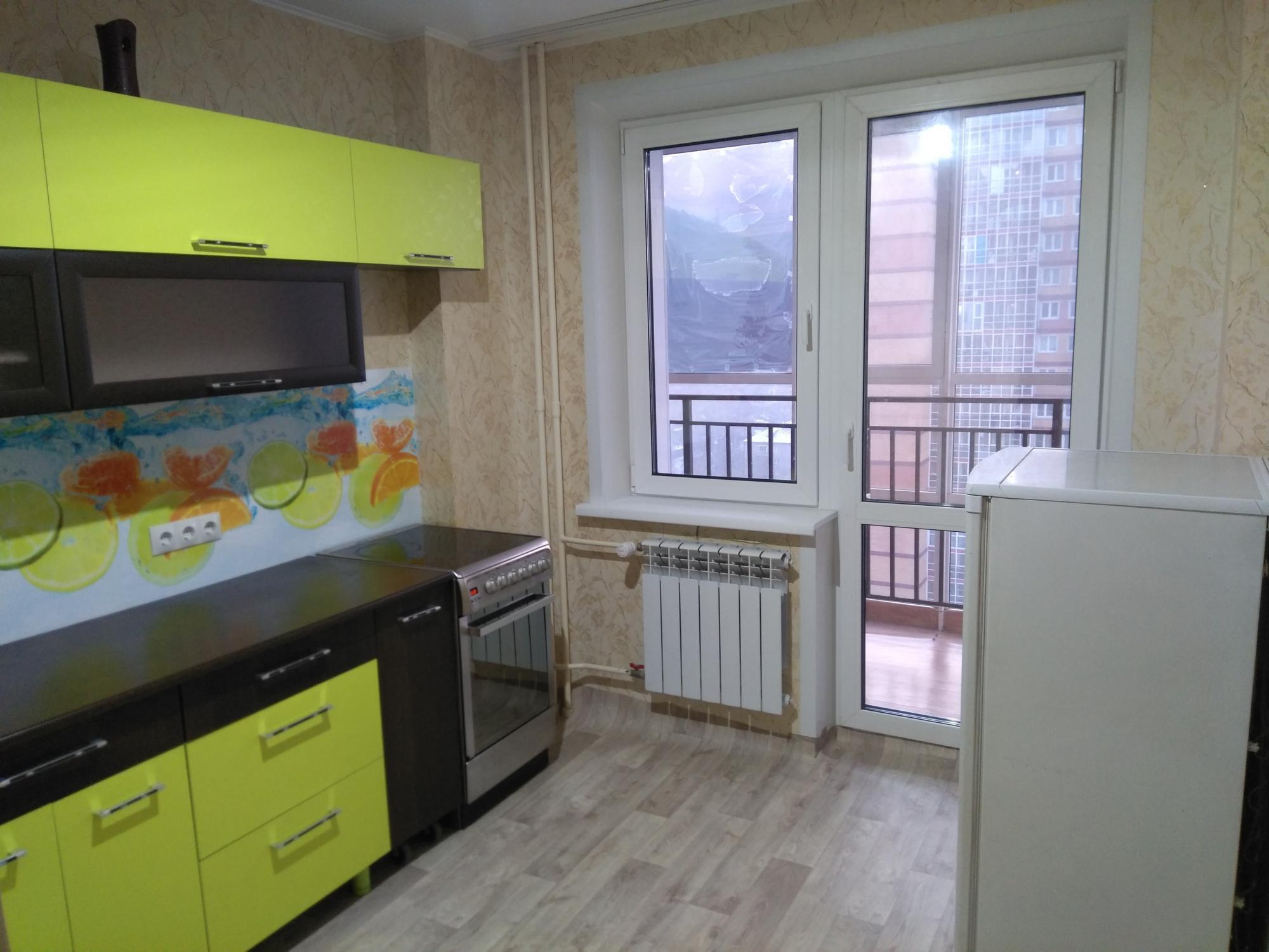 1к квартира Ключевская улица, 83   11000   аренда в Красноярске фото 1
