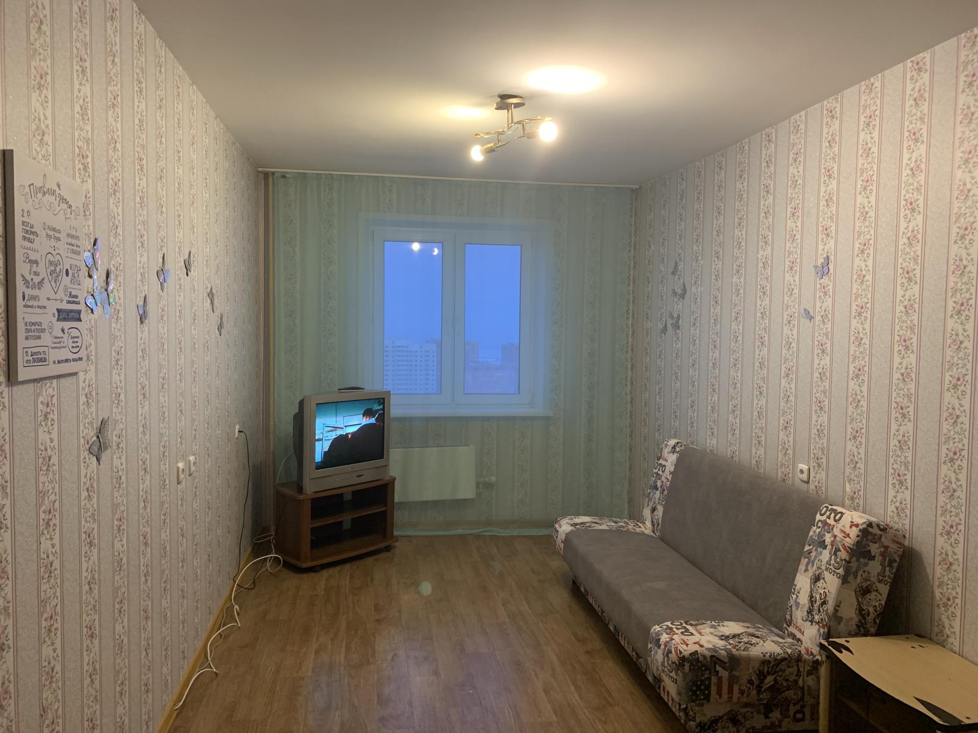 1к квартира Ольховая улица, Россия | 11000 | аренда в Красноярске фото 0