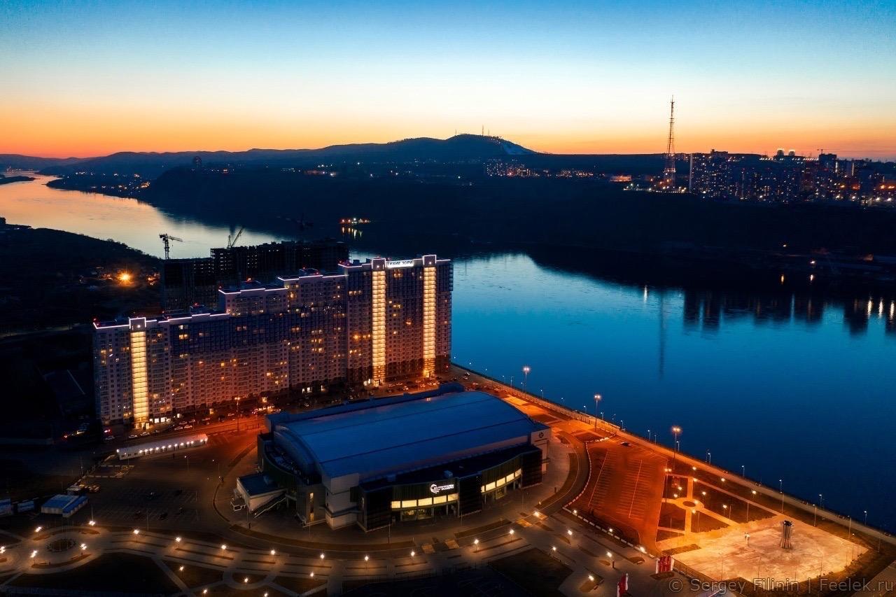 2к квартира 2 улица Лесников   16000   аренда в Красноярске фото 0