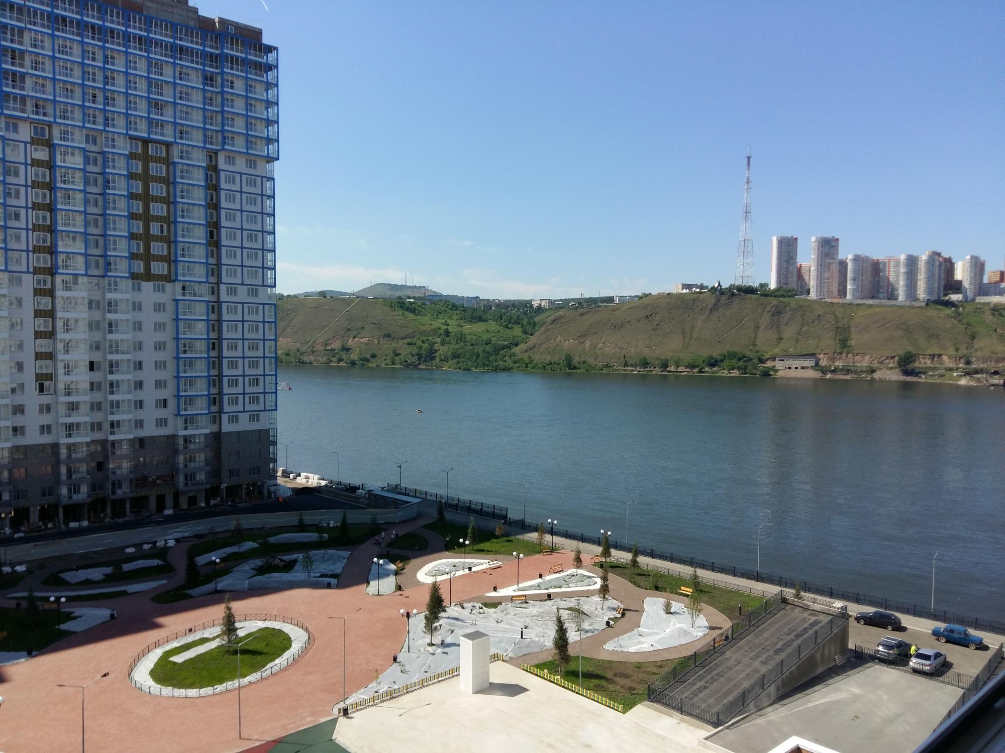 2к квартира улица Лесников, 23   16000   аренда в Красноярске фото 9