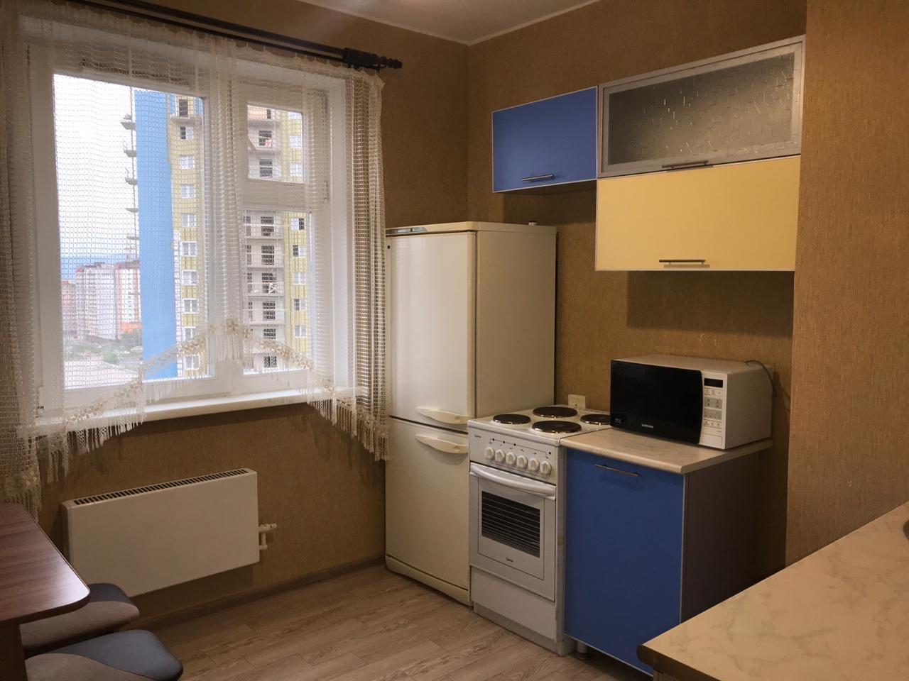 1к квартира улица Петра Подзолкова, 3А | 20000 | аренда в Красноярске фото 8