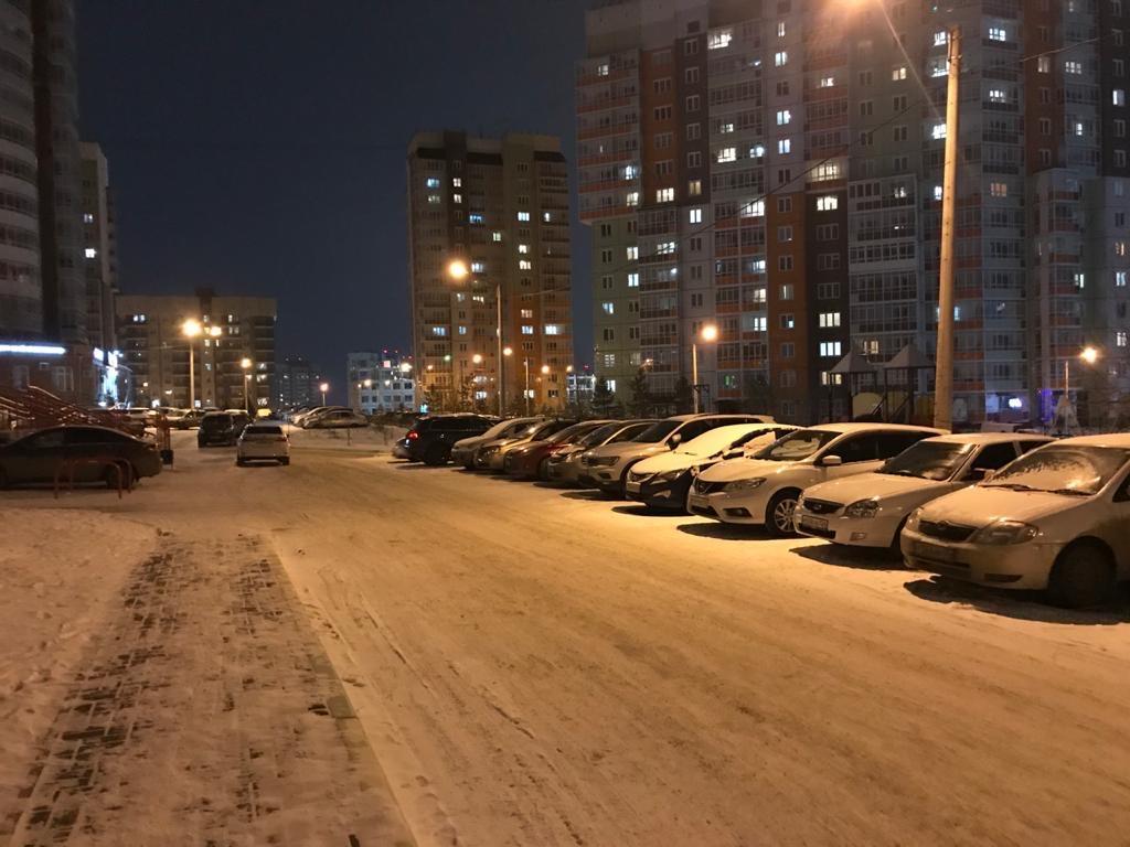 1к квартира улица Любы Шевцовой, 78 | 15000 | аренда в Красноярске фото 12