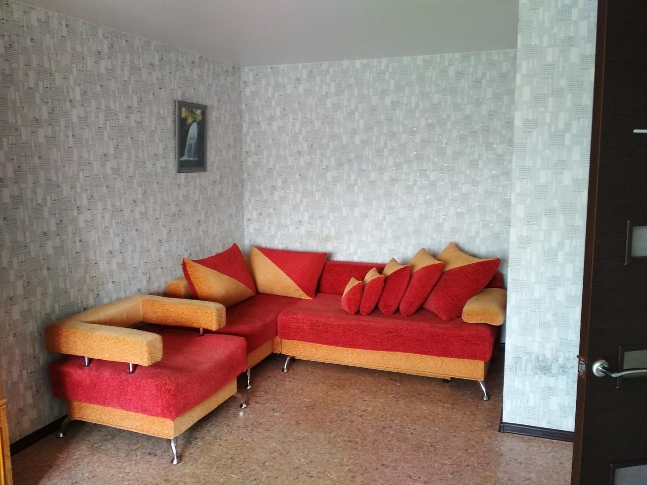 1к квартира улица Калинина, 185   12000   аренда в Красноярске фото 0