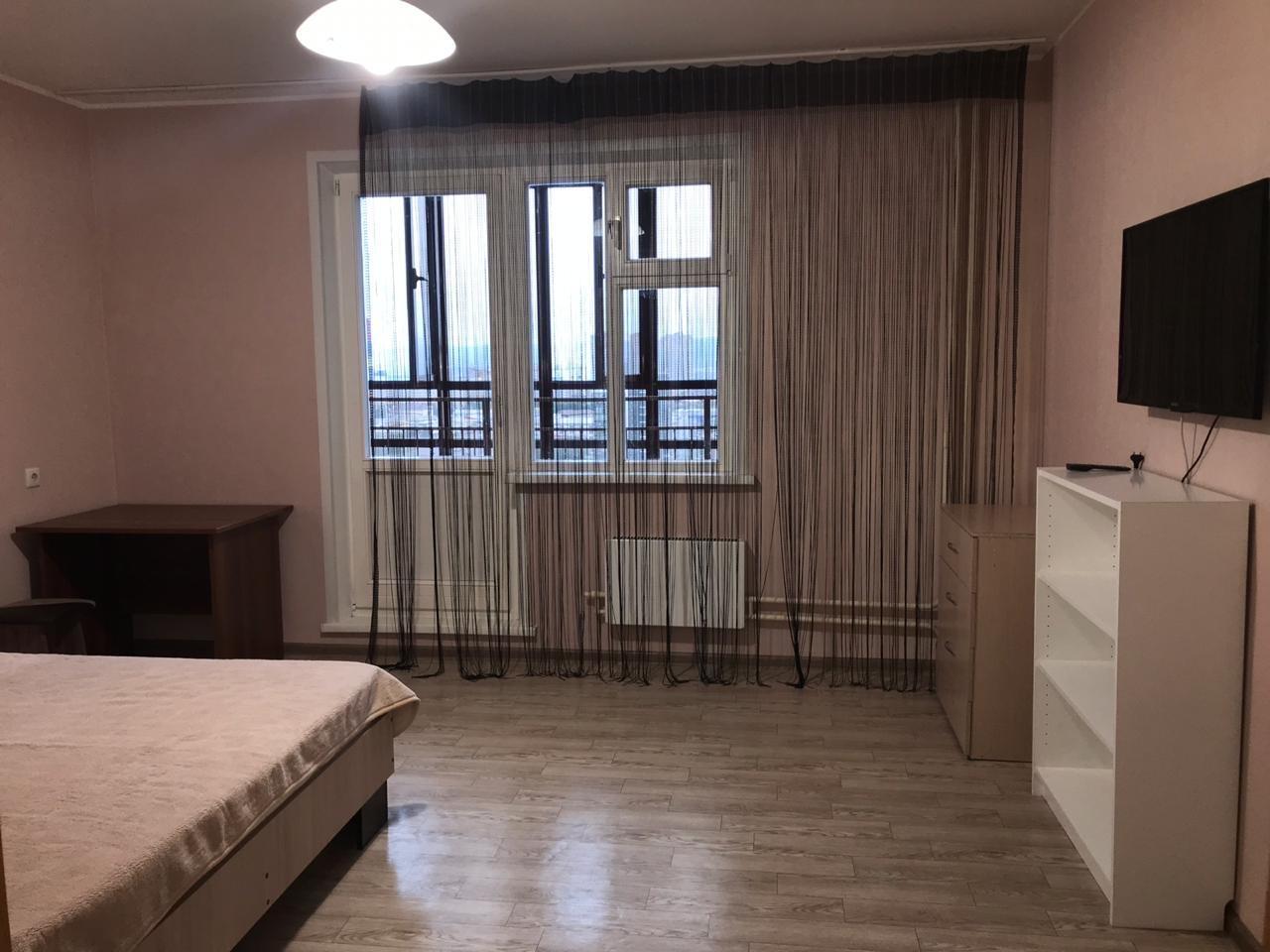 1к квартира улица Петра Подзолкова, 3А | 20000 | аренда в Красноярске фото 1