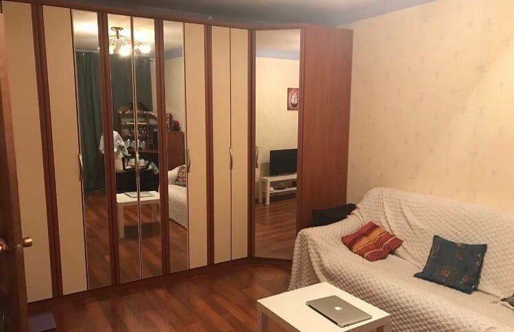 1к квартира улица Железнодорожников, 10   13000   аренда в Красноярске фото 5