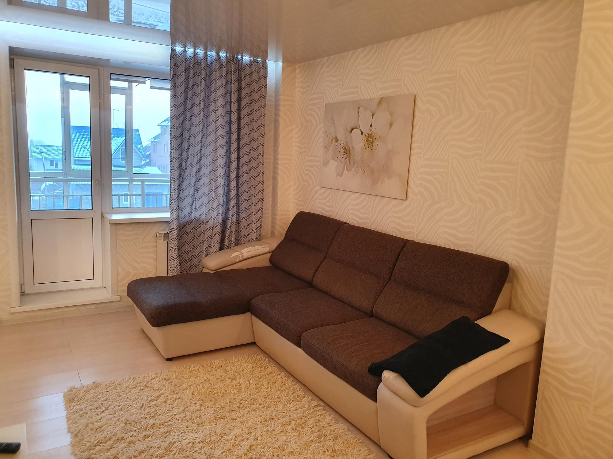1к квартира 7-й Микрорайон | 23000 | аренда в Красноярске фото 0