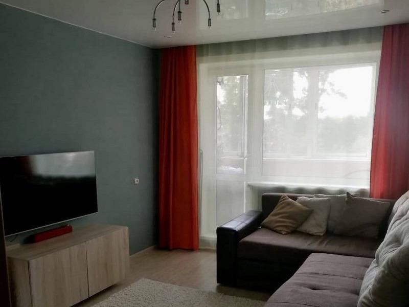 1к квартира улица Ладо Кецховели, 66 | 14500 | аренда в Красноярске фото 0
