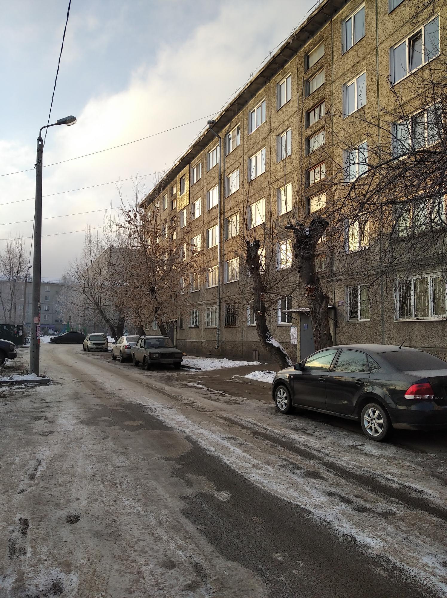студия улица Толстого, 45 | 9000 | аренда в Красноярске фото 7