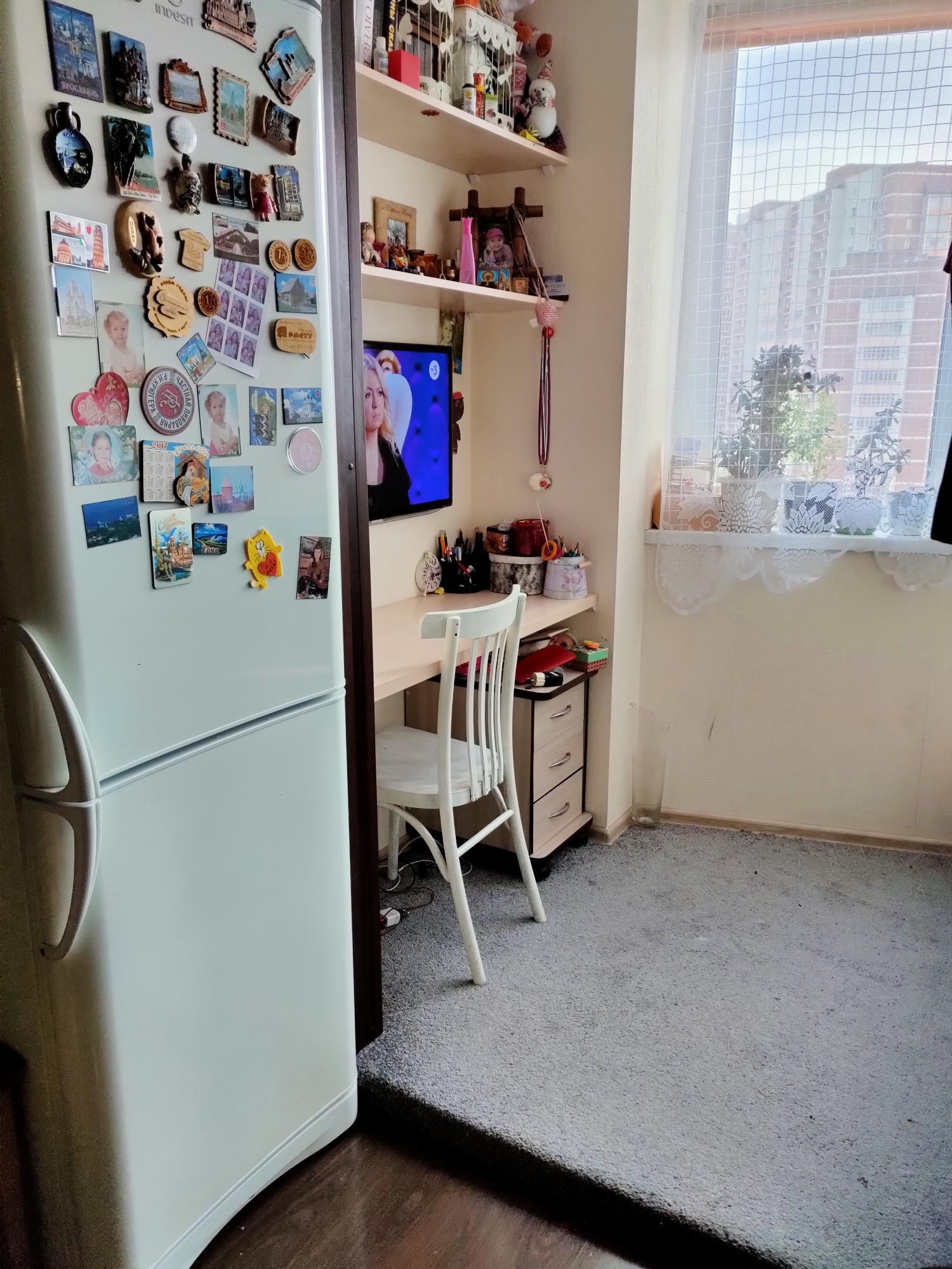 1к квартира улица Мате Залки, 6, ст. 1   16000   аренда в Красноярске фото 6
