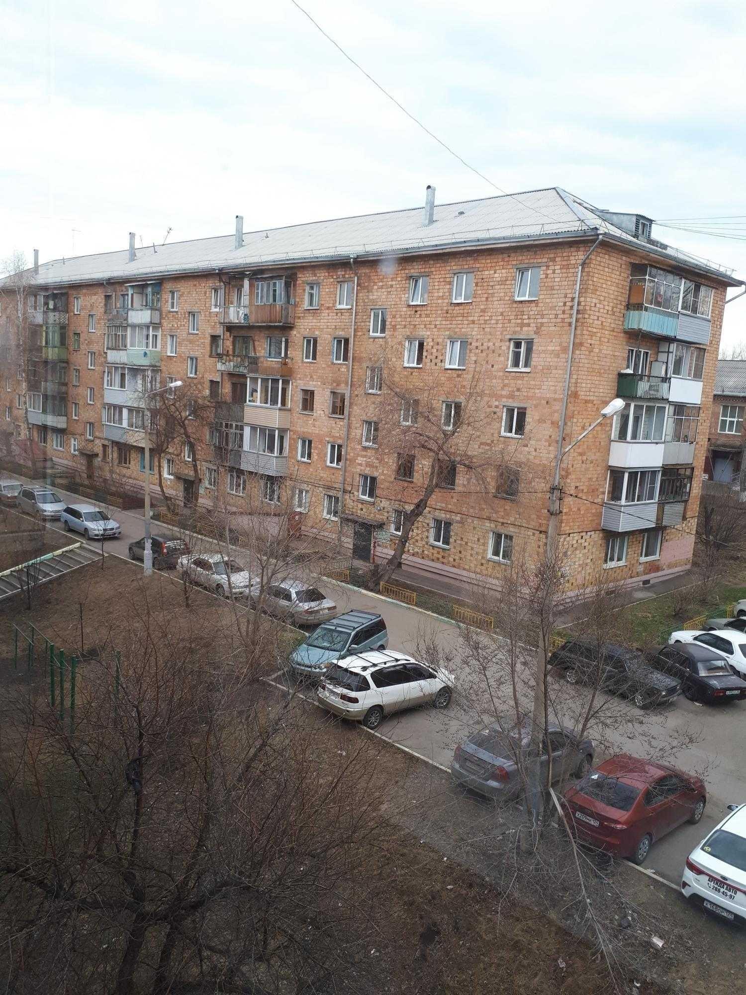1к квартира Высотная улица, 21В | 13000 | аренда в Красноярске фото 12