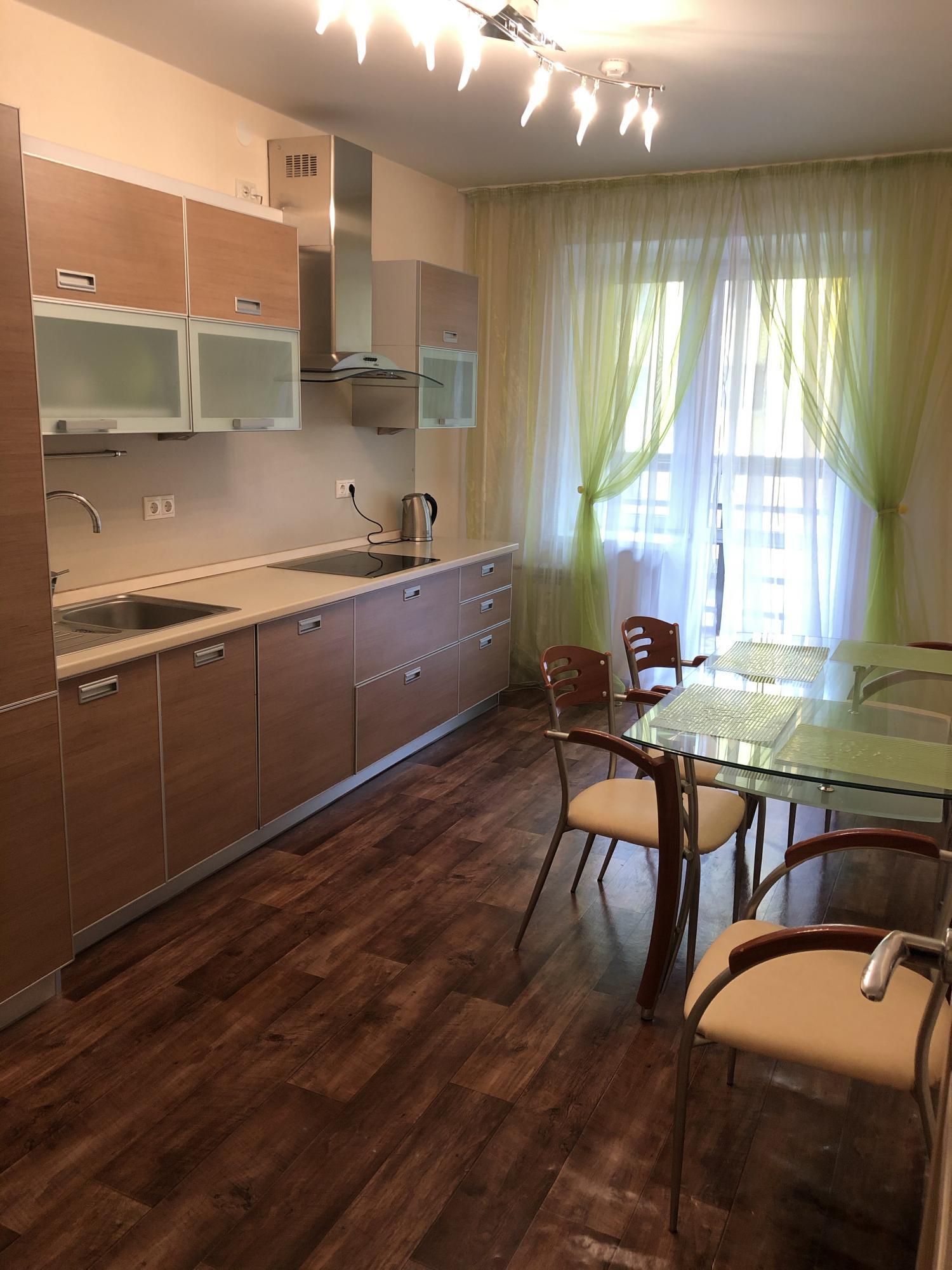 2к квартира Парусная улица, 7 | 35000 | аренда в Красноярске фото 4