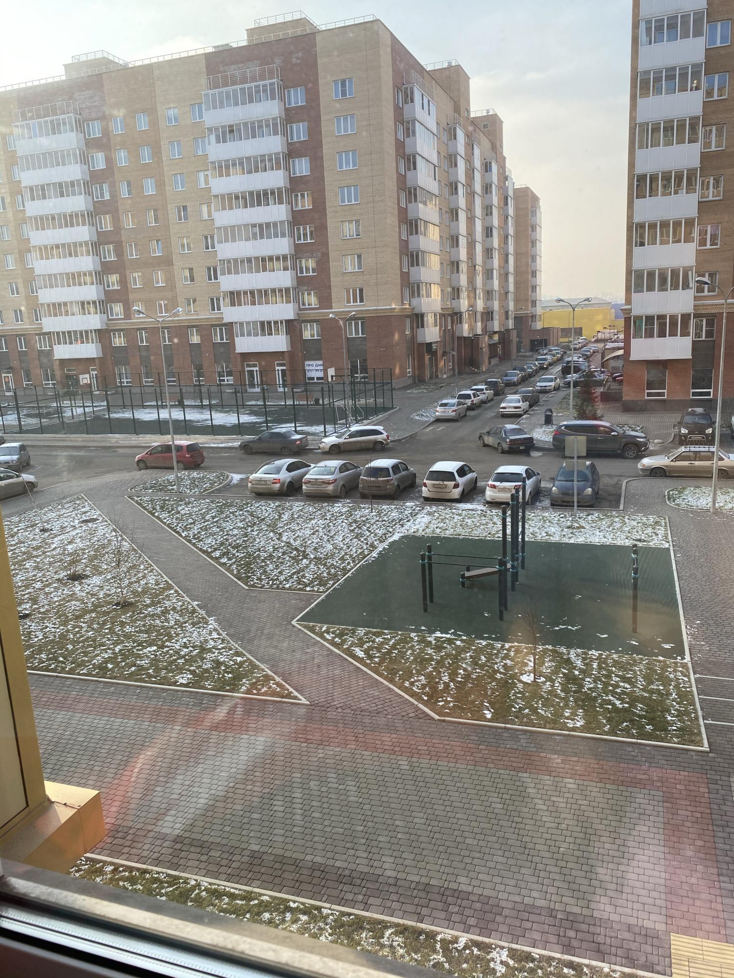 1к квартира Апрельская улица, 1   13000   аренда в Красноярске фото 6