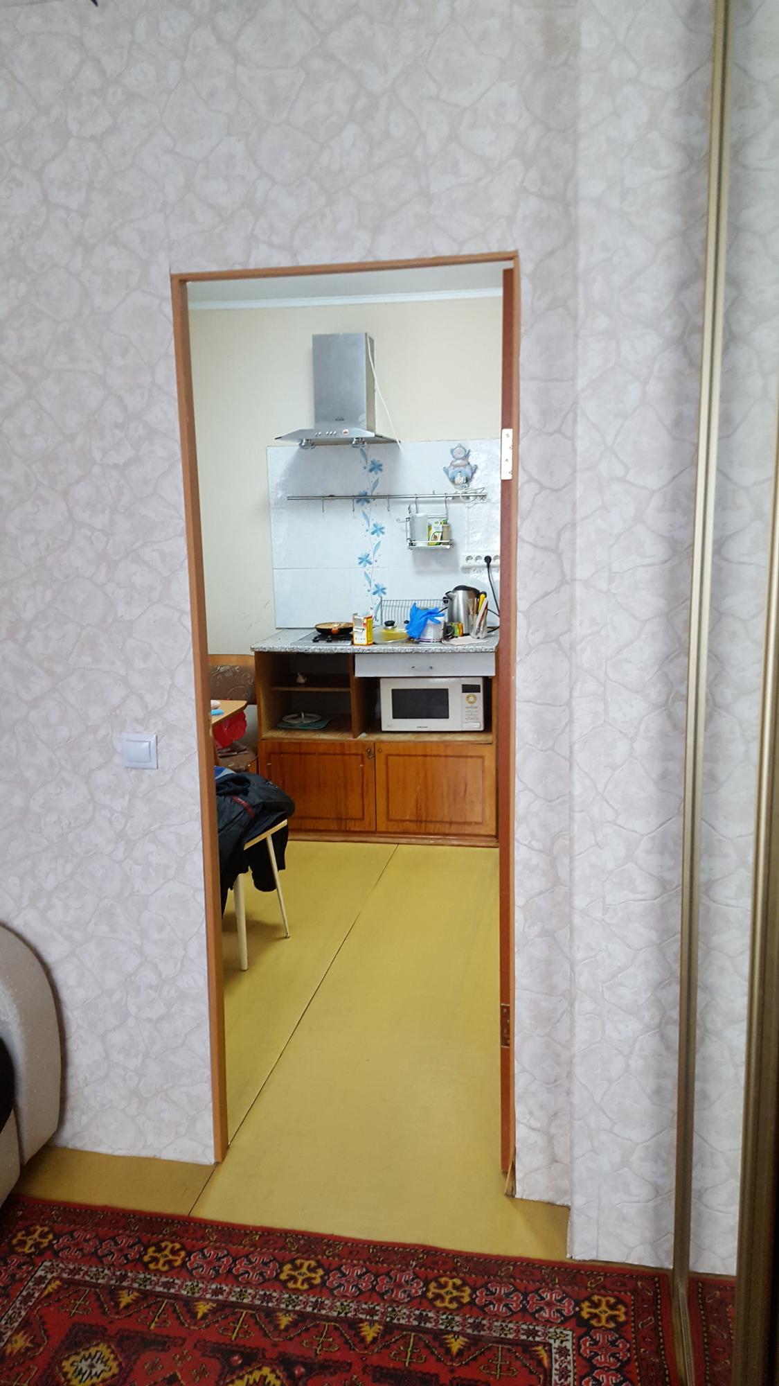 1к квартира улица Гусарова, 50   10000   аренда в Красноярске фото 2