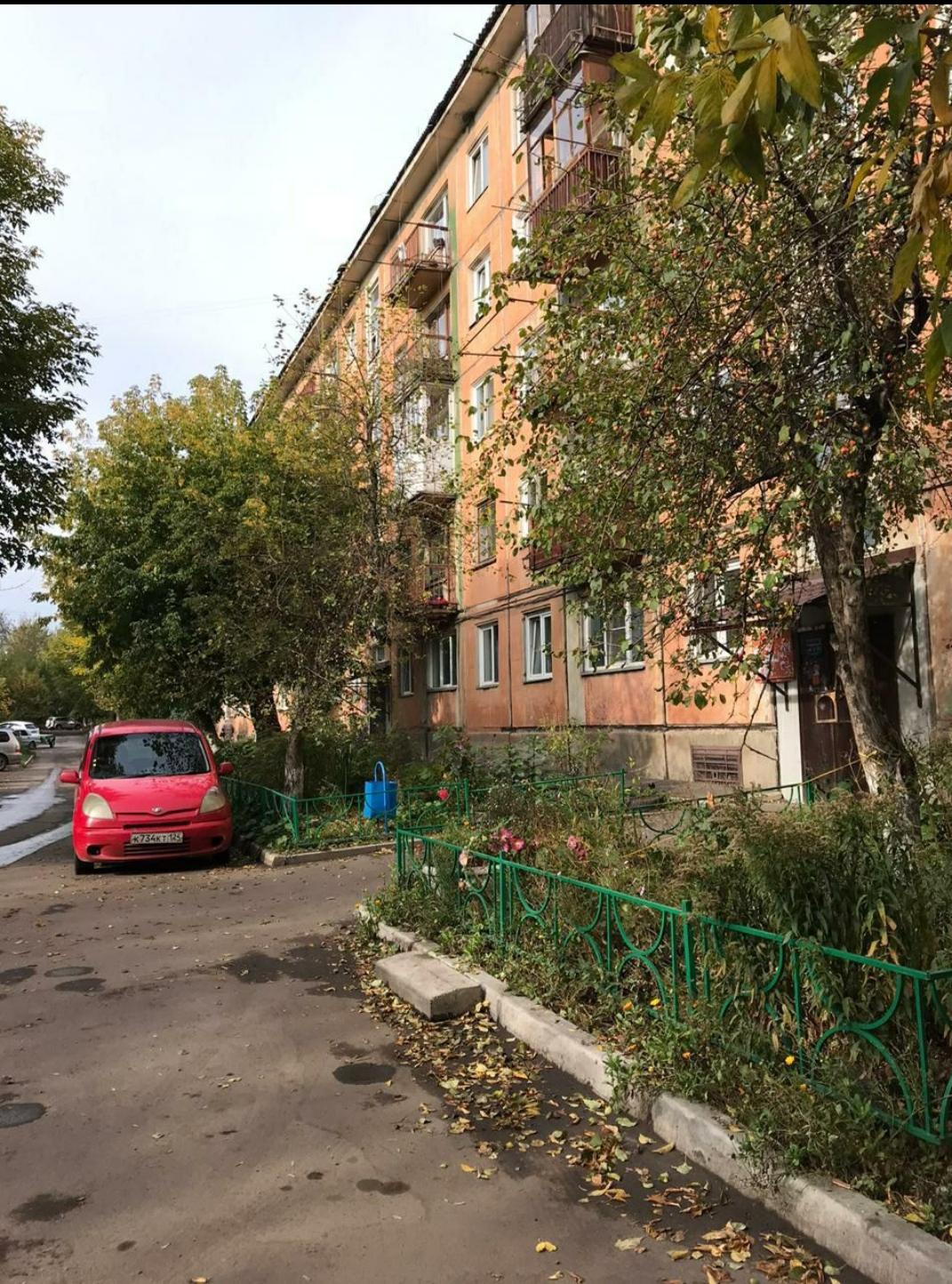 1к квартира Московская улица, 26 | 14000 | аренда в Красноярске фото 7