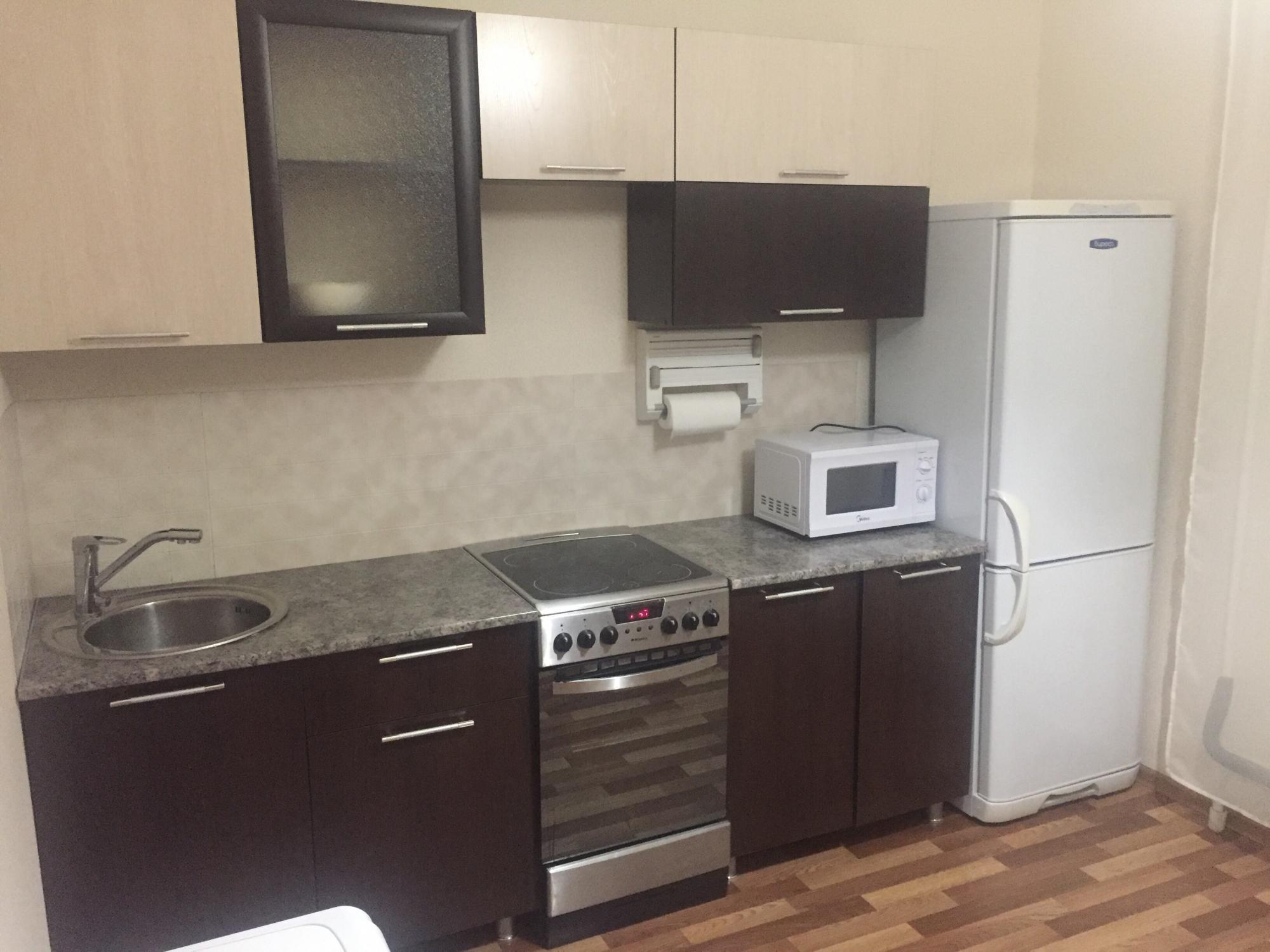 1к квартира Ярыгинская набережная, Россия   17000   аренда в Красноярске фото 8