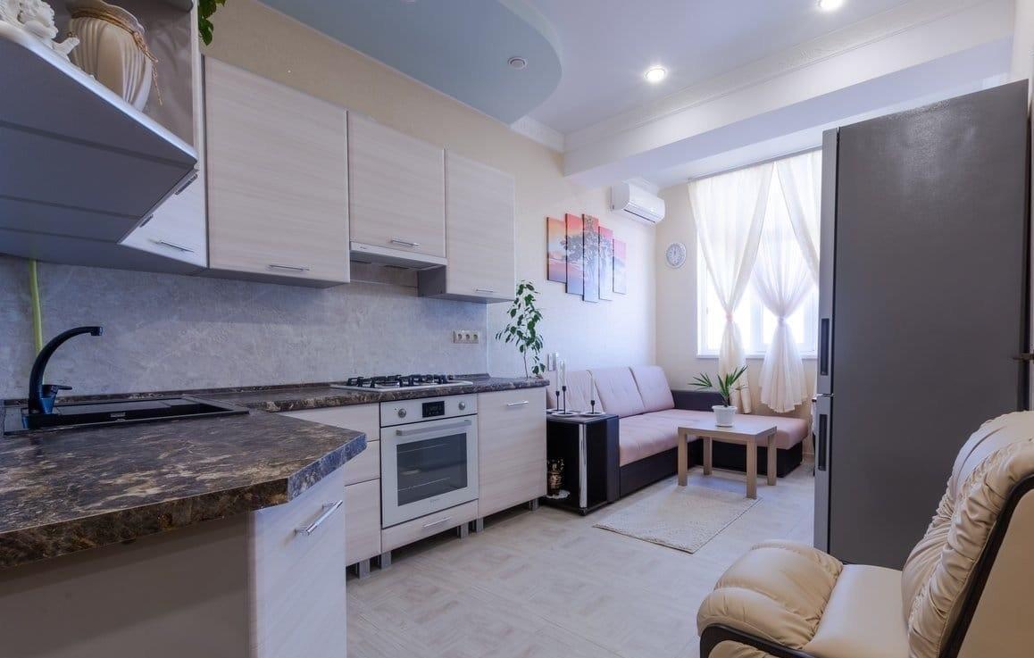 1к квартира улица Алексеева, 45 | 14000 | аренда в Красноярске фото 0