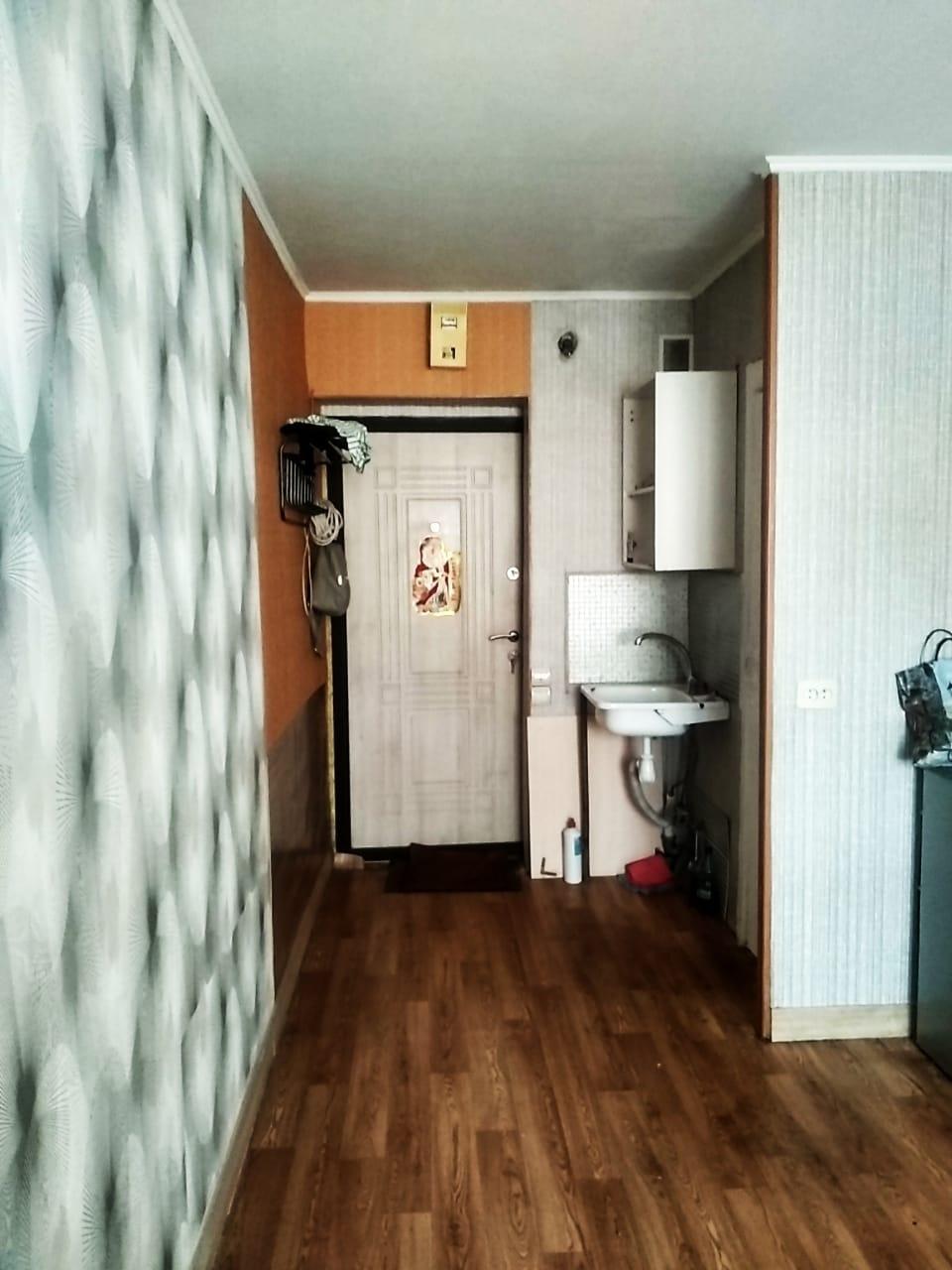 студия 2-я Краснофлотская улица, 5 | 7500 | аренда в Красноярске фото 1