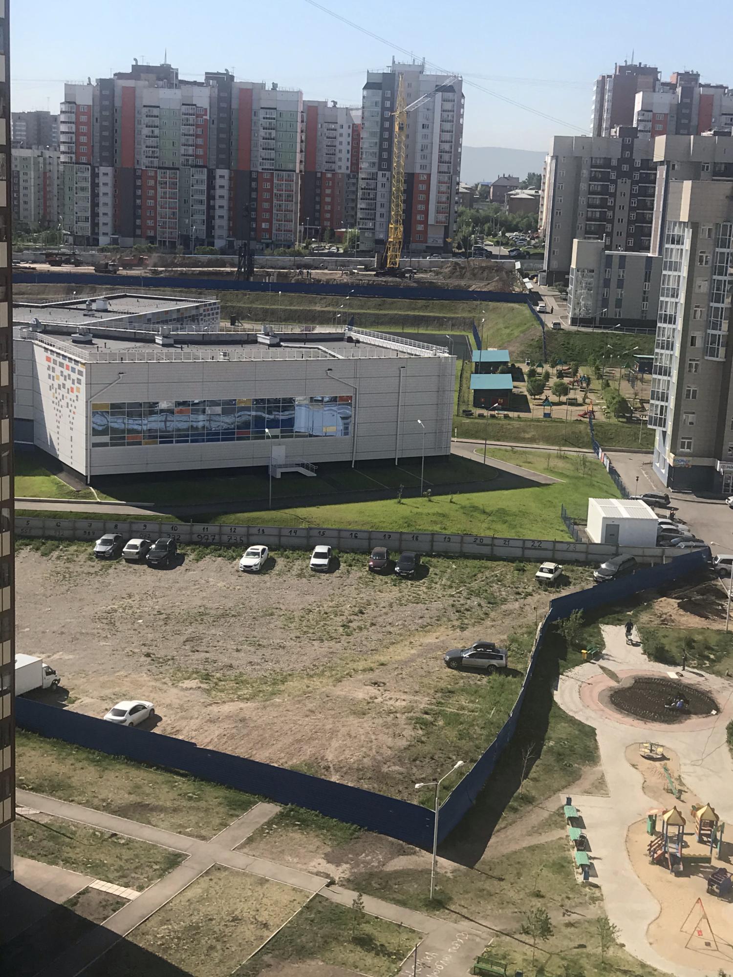 2к квартира Караульная улица, 38   20000   аренда в Красноярске фото 14
