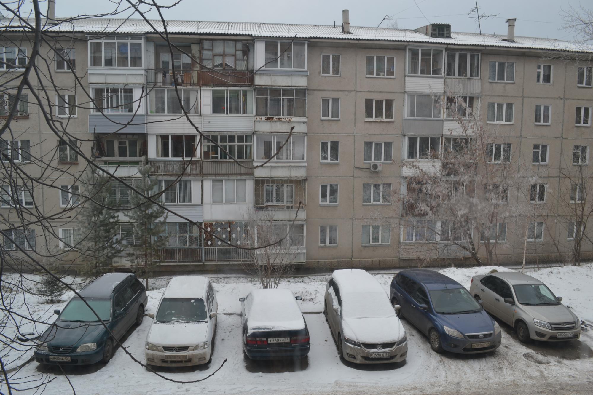 1к квартира улица Гусарова, 33 | 13000 | аренда в Красноярске фото 4