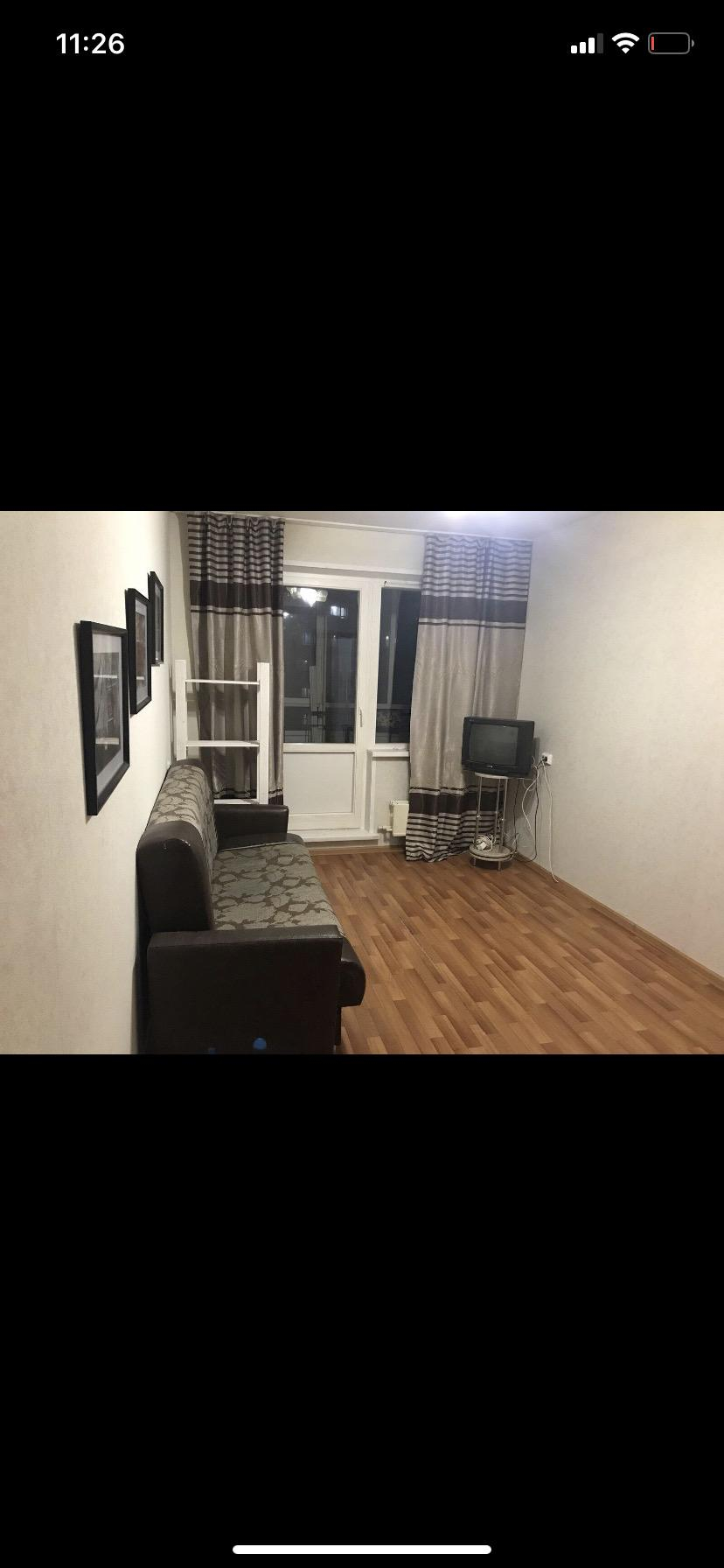 1к квартира улица Карамзина, 30 | 15000 | аренда в Красноярске фото 1
