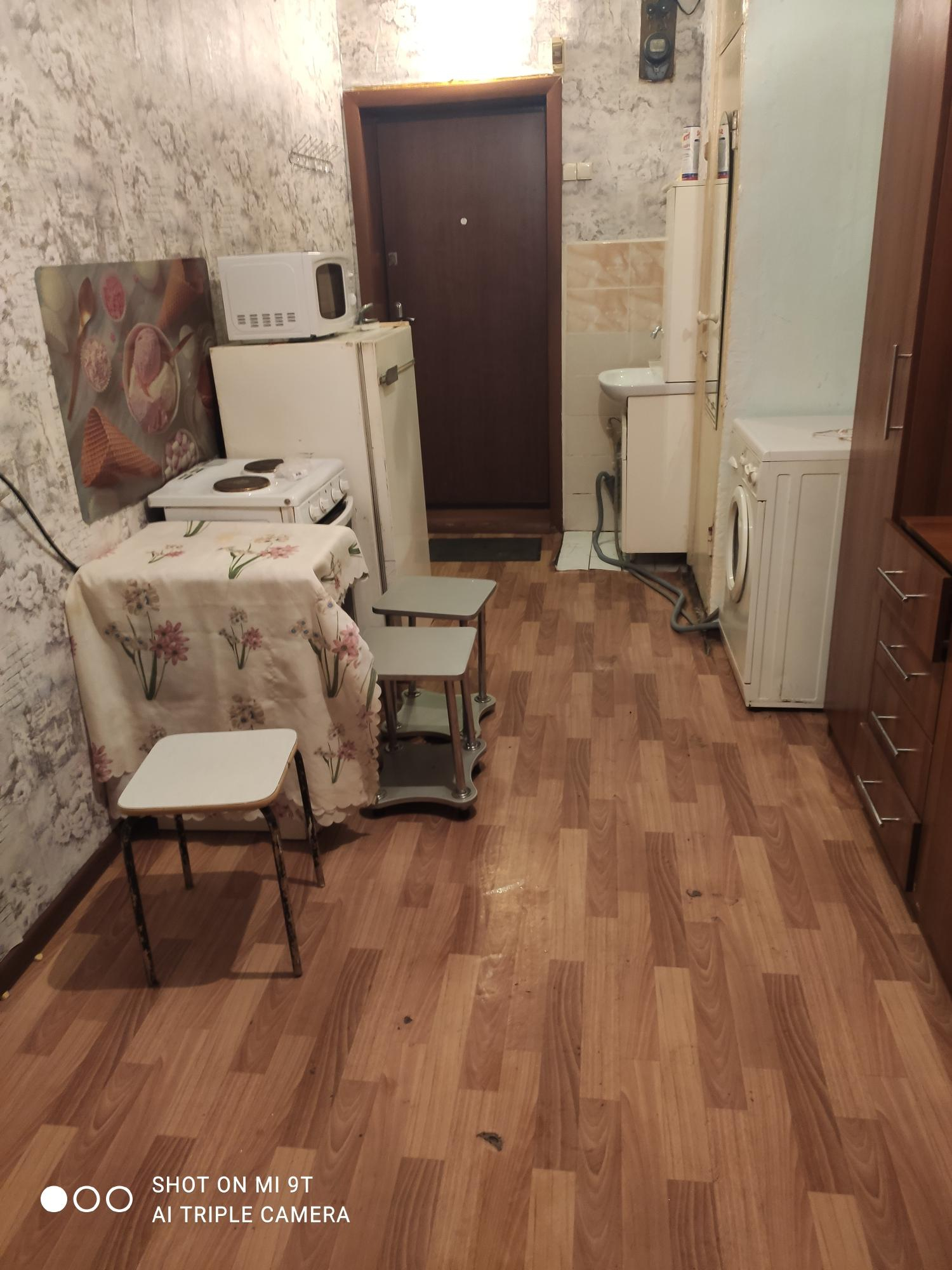 1к квартира улица Толстого, 45 | 11000 | аренда в Красноярске фото 2