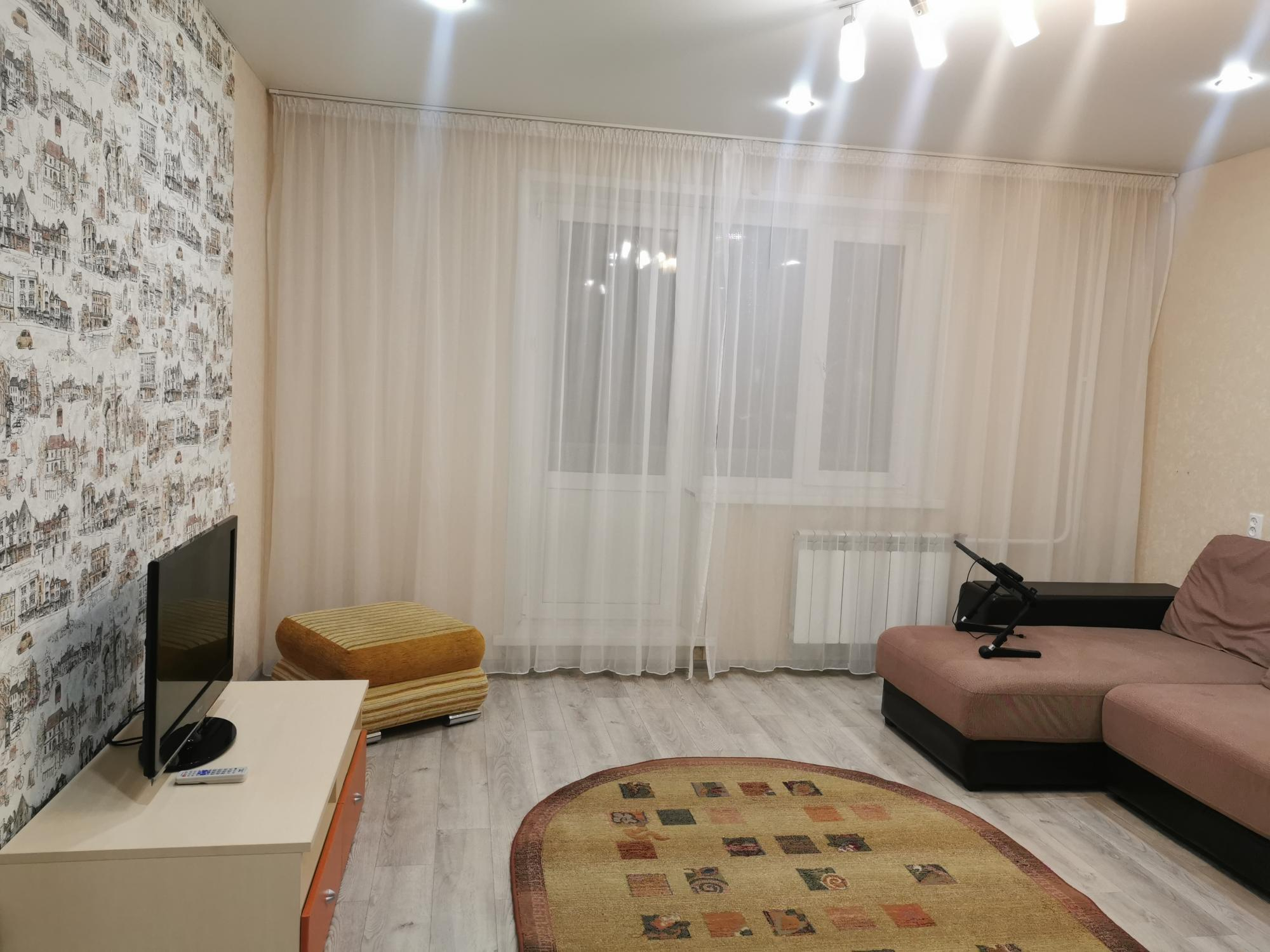 1к квартира улица Батурина, 19 | 17000 | аренда в Красноярске фото 0