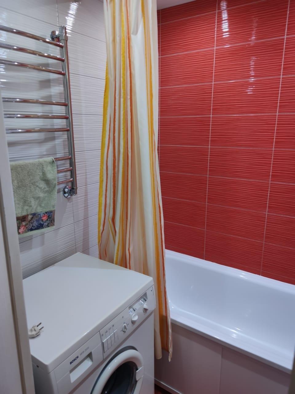1к квартира улица Батурина, 19 | 17000 | аренда в Красноярске фото 7